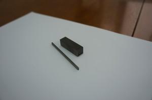 六面研磨の超硬ブロック 規格品を発売 (ジーシステム )