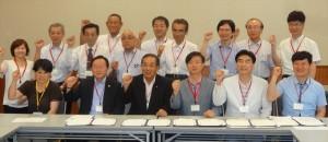 岐阜県金型工業組合<br>韓国の金型振興会と提携