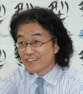 この人に聞く2015 <br>型技術協会 会長 田岡 秀樹氏