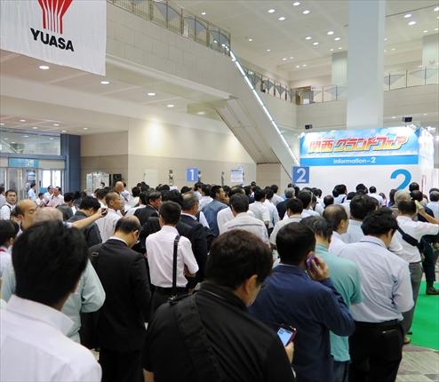 産業とくらしの関西グランドフェア2017<br>今回の見どころは