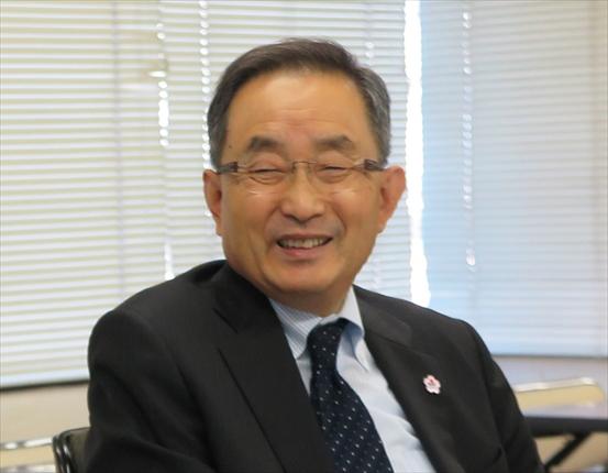 坂西伸一社長