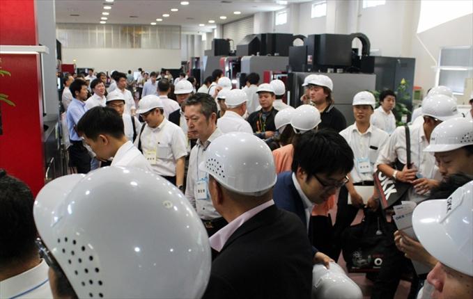 OKK 東京と猪名川で自社展<br>自動化提案・セミナーも