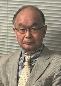 東京大学名誉教授 中川氏