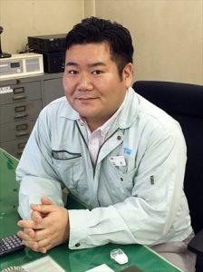 トップインタビュー 立松モールド工業 立松  宏樹社長<br>全ては人材育成のため
