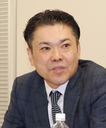 小泉秀樹社長