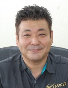 M・K・G 霜島健一社長