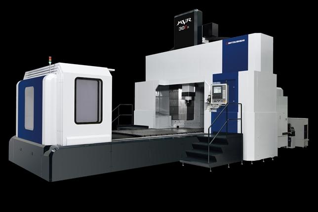 大形高精度加工機「MVR・Fx」