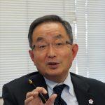 黒田精工 坂西伸一顧問