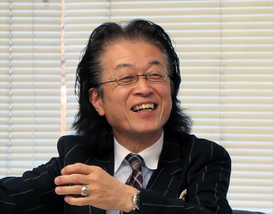 田岡秀樹社長