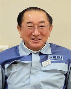 【鍛造金型特集】<br>日本鍛造協会 八木議廣会長に聞く<br>熱間鍛造の動向