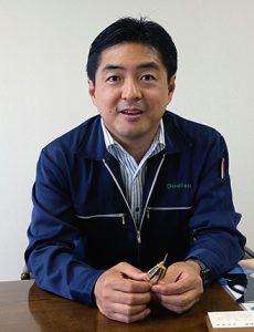 ソディック 古川 健一 新社長に聞く<br>「できないと言わない」ソディックらしさを継承