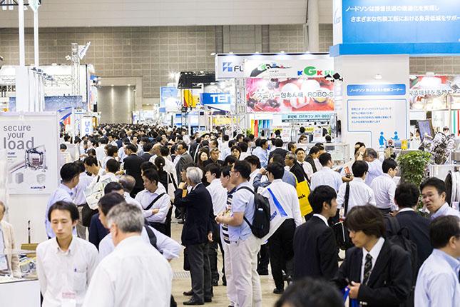 2018東京国際包装展  開催迫る