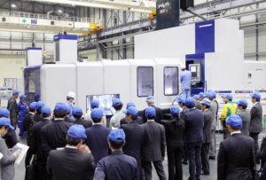 マシンツールフェア 2月7・8日に開催<br>三菱重工工作機械