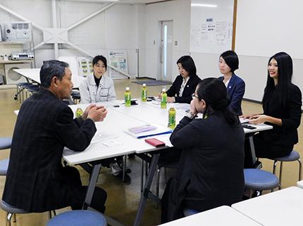かながた小町 工場見学会<br>日本金型工業会