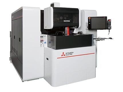 三菱電機 超高精度油加工液仕様ワイヤ放電加工機「MX900」